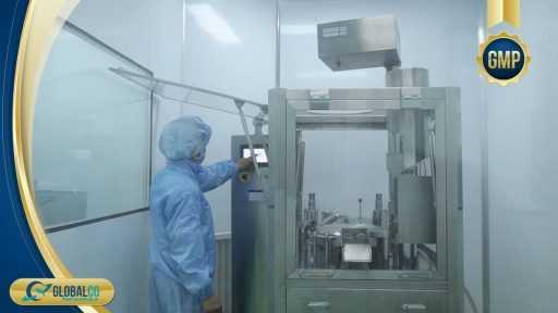 Dây chuyền sản xuất thực phẩm bảo vệ sức khỏe