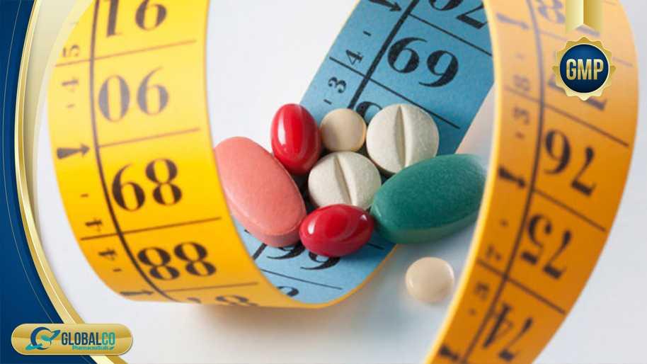 Gia công thuốc giảm cân