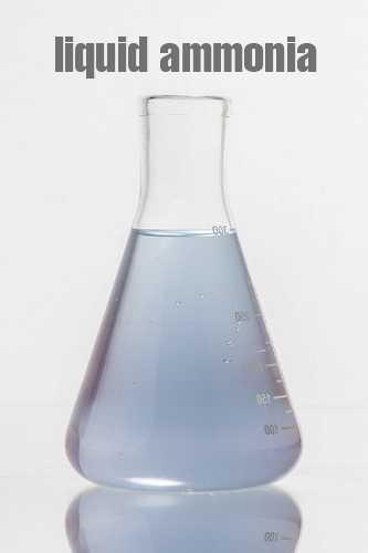 Ammonia dạng lỏng