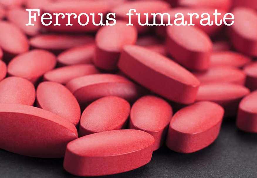 Ferrous fumarate là gì, các mẹ bầu đã biết chưa?
