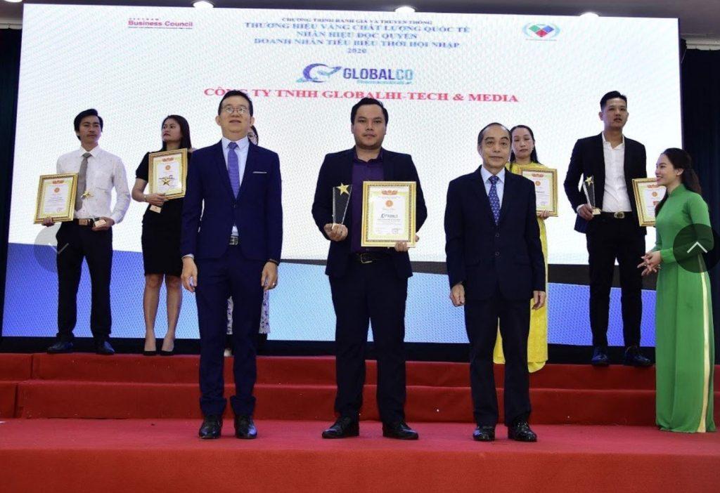 Anh Nguyễn Thanh Luận - Giám đốc Công ty TNHH Global Hitech