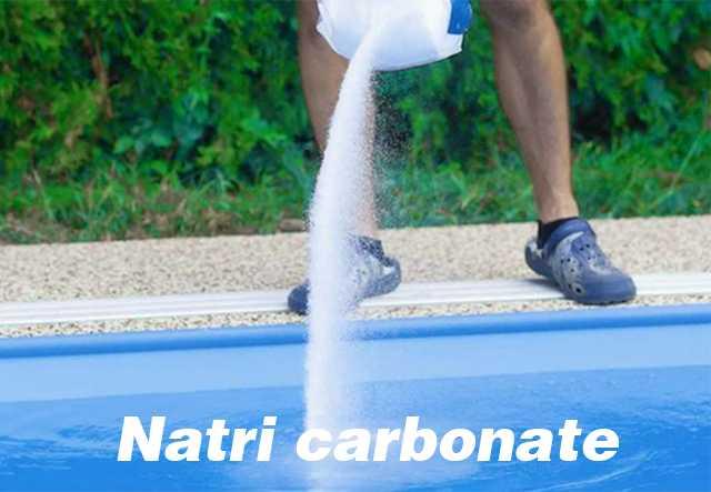 Na2CO3 kết hợp với chất phụ gia để tạo ra nhiều sản phẩm tẩy rửa