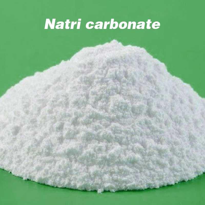 Natri hydrocarbonat thường sử dụng trong các ngành thực phẩm