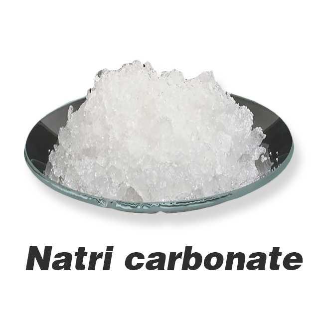 Natri carbonate là gì