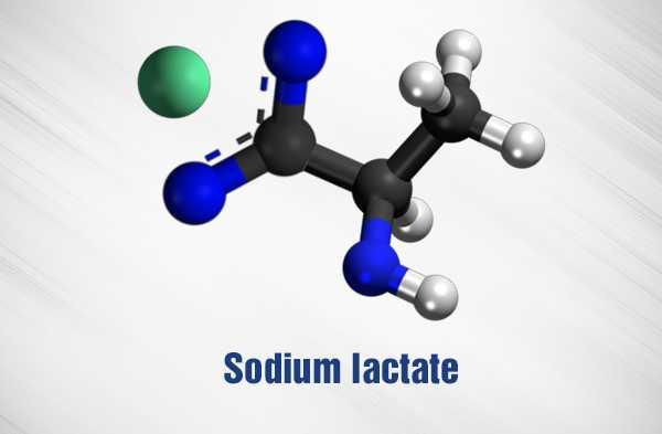 Sodium lactate là gì