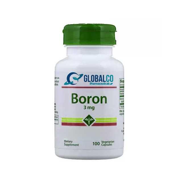 Sử dụng boron với liều lượng vừa đủ