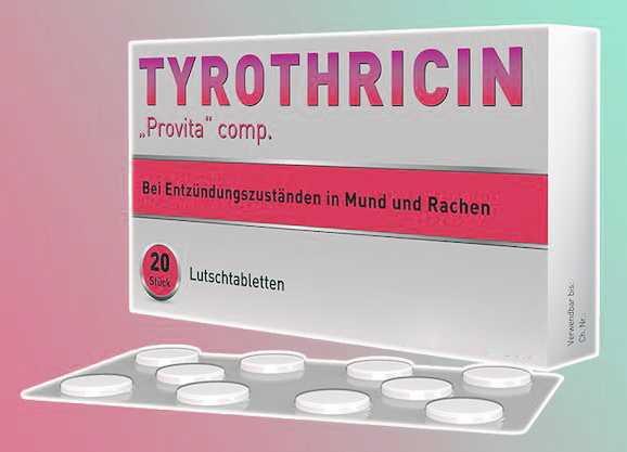 Tyrothricin là thuốc gì, các bạn đã biết chưa?