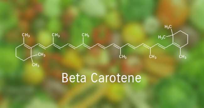 Beta Carotene là gì