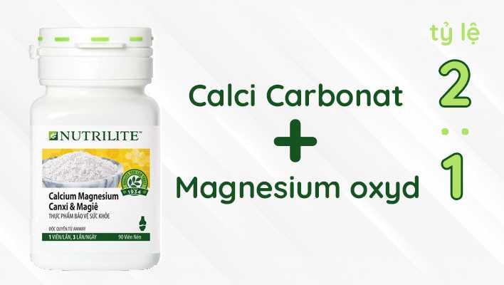 Nutrilite Calcium Magnesium